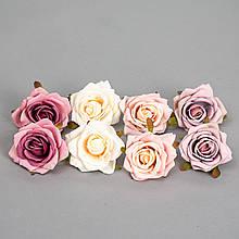 Головка троянди 4 див. *рендомний вибір кольору