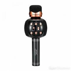 Bluetooth-мікрофон для караоке WSTER M137 (WS-2911) (Чорний)