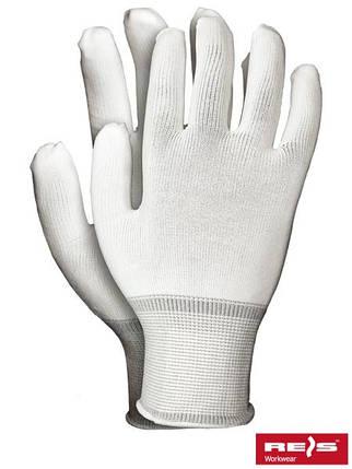 Защитные перчатки из нейлона RNYLONEX W, фото 2
