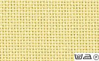 Ткань равномерного переплетения Lugana 25 светло-желтая 3835/274  Zweigart (Германия) 50*35см