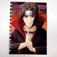 Блокнот СкетчБук аниме Наруто для рисования (sk0047)