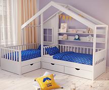 Ліжка для дитячої