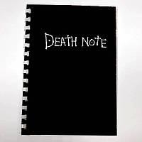 Блокнот СкетчБук аниме Тетрадь смерти Death Note для рисования (sk0042)