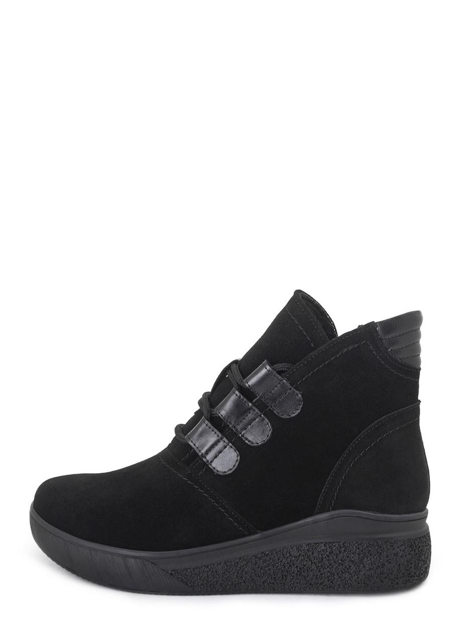 Ботинки женские Tomfrie MS 22598 черный (37)