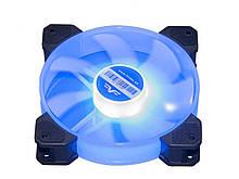 Вентилятор 120*120*25мм 3pin+molex Frime Iris FLF-HB120MB8 Blue LED новий