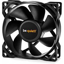 Вентилятор 92*92*25мм 3pin be quiet! Pure Wings 2 (BL045) чорний новий