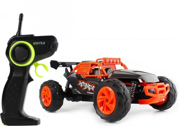 "Багги аккум р/у W3679 типа ""Hot Wheels""  (Оранжевый)"