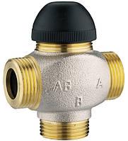 """HERZ 7762 H клапан термостатический трехходовой для смешивания или распределения DN10 (1/2""""), Kvs 1"""
