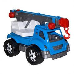 """Машина """"Автокран"""" 4562TXK (Блакитний)"""