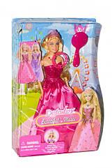 """Музыкальная кукла """"Defa: принцесса"""" 8265 (В розовом)"""