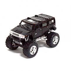 Модель автомобіля KT5337WB HUMMER H2 SUV 2008 (Чорний)