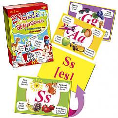 Комплект ENGLISH ALPHABET для малюків MKA0003