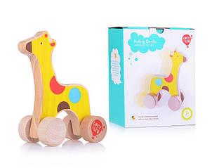 Каталка жираф LL120