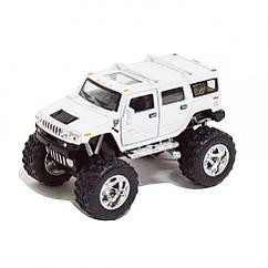 Модель автомобіля KT5337WB HUMMER H2 SUV 2008 (Білий)