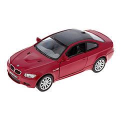 Машинка BMW M3 COUPE 5 Kinsmart KT5348W інерційна, 1:36 (Червоний)