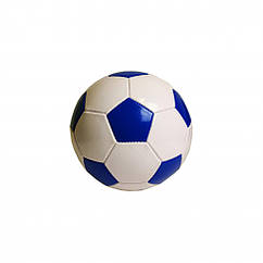 Мяч футбольный BT-FB-0243 диаметр 21,8 см (Синий)