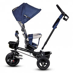 Трехколесный велосипед Kinderkraft Aveo Blue 300008KK