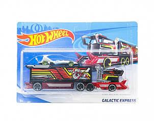 """Машина """"Hot Wheel. TRUCK"""" T-F328-1 (Чорно-червоний)"""