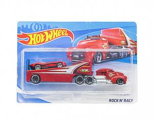 """Машина """"Hot Wheel. TRUCK"""" T-F328-1 (Червоний)"""