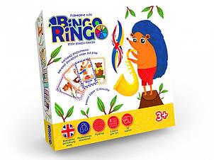 """Настольная игра """"Bingo Ringo"""" GBR-01-01EU (укр/англ)"""