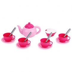 """Набір посуду іграшковий """"Чаювання"""" Технок (7174) 145421 14 елементів"""