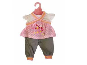 Кукольный наряд DBJ-445A-456 (Розовая собачка)