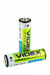 Лужна Батарейка Videx LR6 AA
