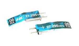 Кристал 06 -27,295 MHz