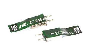 Кристал 05 -27,245 MHz
