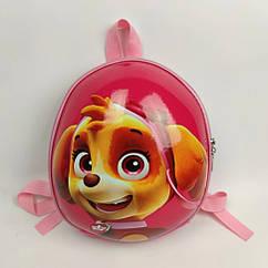 """Дитячий рюкзак """"Веселі щенята"""" рожевий HY0001-3"""