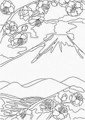 """Роспись на холсте. Art Craft """"Природа"""" 25х30 см 15516-AC"""