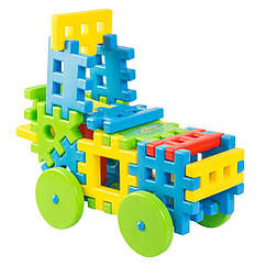 """Іграшка-конструктор """"Соединяйка"""" (25 елементів) 39178"""