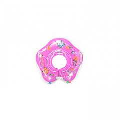 Дитяче коло для купання MS 0128 (Рожевий)