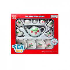 Дитячий набір посуду YH5989-01-05 (Полуниця)