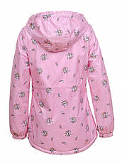 Куртки на флисовой подкладке для девочек, Glo-story, 152/158  рр, фото 3