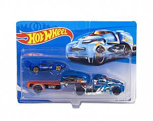 """Машина """"Hot Wheel. TRUCK"""" T-F328-1 (Синій)"""