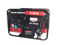 Бензиновый электрогенератор Weima WM3135-B (9 кВт, 3-ф)