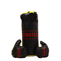 "Боксерський набір ""Elite sport"" Strateg 2021ST 46 см"