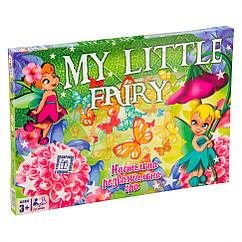 """Настольная Игра-бродилка """"My little fairy"""" Strateg 30458 укр."""