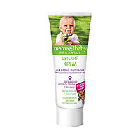 Детский крем для самых маленьких при раздражениях и покраснениях Mama&Baby Organics