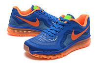 Кроссовки Nike Air Max 2014 Blue Orange