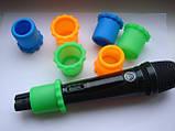 Цветная резиновая насадка для радиомикрофона  Sennheiser ew100g2, ew135g3, фото 5