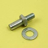 Болт / палець фіксатор / фіксатора замка дверей MB Sprinter 906 (з 2006 р. в.) Номер OEM A 906 733 00 14, фото 2