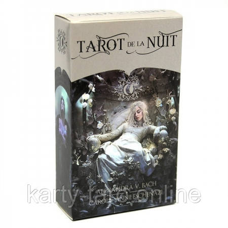 Карти Таро Ночі / Tarot de la Nuit