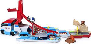 Щенячий патруль Патрулевоз Трансформер Трек Paw Patrol Launch'N Haul PAW Patroller Spin Master 6054869