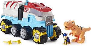 Ігровий набір Патрулевоз Щенячий Патруль з динозавром Paw Patrol Dino Rescue Patroller Motorized Team