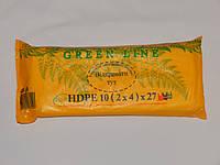 Фасовочные пакеты Green Line 10 (2*4)*27 от 300 штук