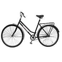 Велосипед Хортица 28 -хромированные крылья (женская рама) Украина