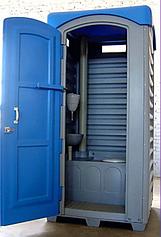 Кабіни туалетні, біотуалети, дачні кабіни