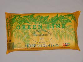 Фасовочные пакеты Green Line 14 (2*4)*26
